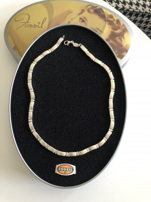 Fossil Kette/Collier Silber Top Zustand
