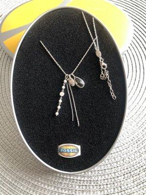 Fossil Silver Chain silver-colored