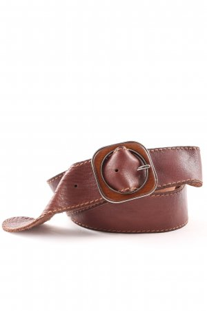 Fossil Faux Leather Belt brown casual look