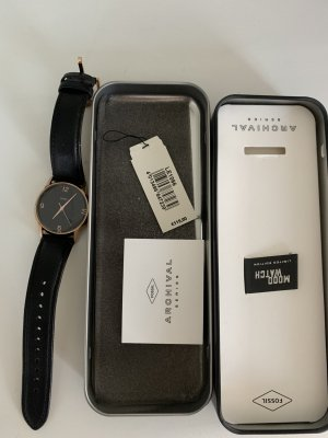 Fossil Mood watch