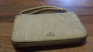 Fossil Wallet gold-colored-brown