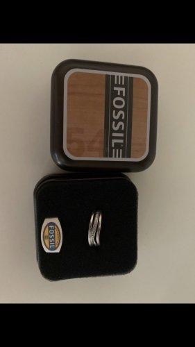 Fossil Srebrny pierścionek srebrny