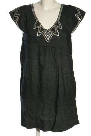 Fossil Robe t-shirt gris clair style décontracté