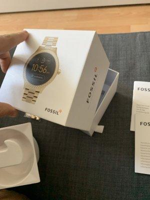 Fossil Digitaal horloge zwart