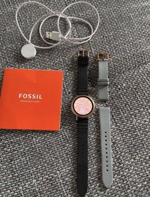 Fossil Reloj digital negro-gris