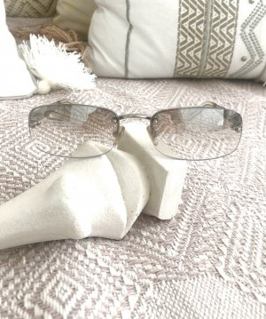 Fossil Glasses white-light grey