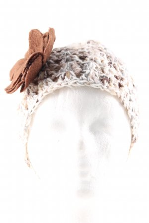 Fossil Knitted Hat flecked casual look