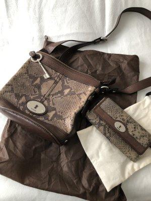 Fossil Tasche + Geldbörse