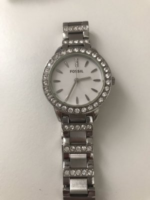 Fossil Self-Winding Watch silver-colored