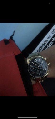 Fossil Uhr / Damen Uhr / Goldene Uhr