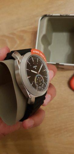 Fossil Uhr Hybrid Smartwatch schwarz neu