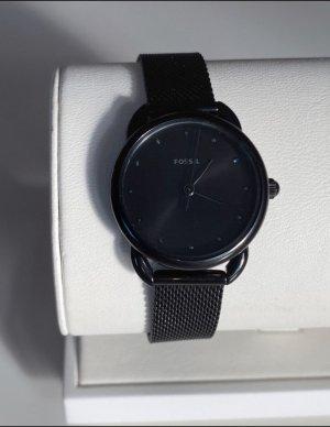 Fossil Uhr mini all over black