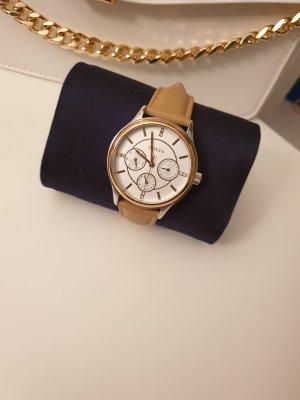 Fossil Uhr mit Lederarmband Neupreis 169€