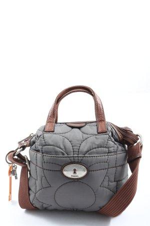 Fossil Crossbody bag themed print casual look