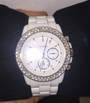 FOSSIlL  Glamour Uhr mit Swarovski