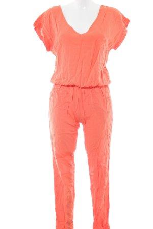 Four flavor Jumpsuit lachs Casual-Look