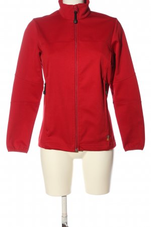 four seasons Sportjack rood casual uitstraling