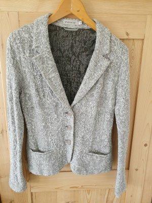 FOX'S Jersey Blazer gris claro