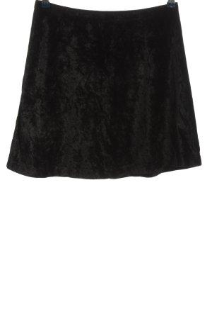 FOX'S Flared Skirt black casual look