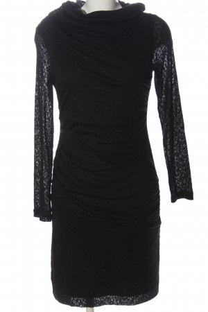 FOX'S Longsleeve Dress black elegant