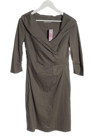 FOX'S Longsleeve Dress light grey business style