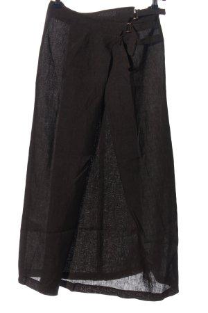FOX'S Maxi Skirt black casual look