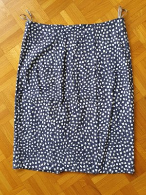 FOX'S Stretch Skirt white-blue