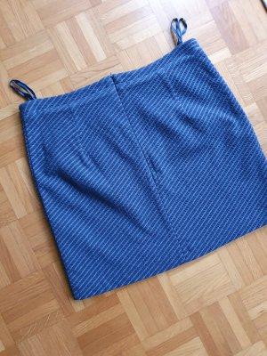 FOX'S Miniskirt steel blue
