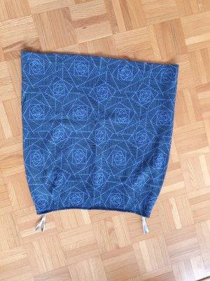 FOX'S Miniskirt dark blue-steel blue