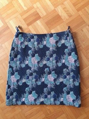 FOX'S Miniskirt light pink-steel blue