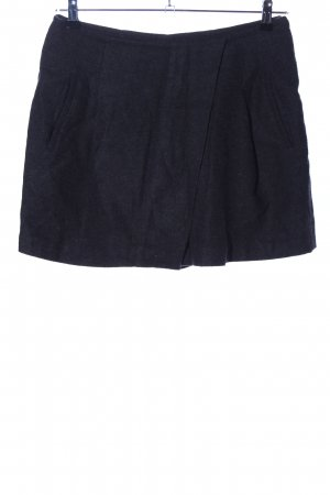 FOX'S Skorts schwarz Business-Look
