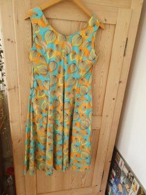 FOX'S Shortsleeve Dress multicolored