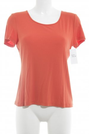 FOX'S T-Shirt dunkelorange Casual-Look