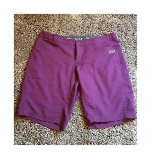 Fox pantalonera púrpura-magenta