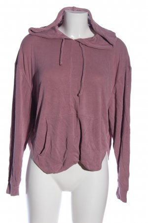 fp movement Capuchon sweater roze casual uitstraling