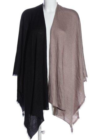 Fraas Peleryna kremowy-czarny W stylu casual