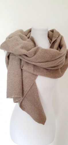 Fraas Sciarpa in cashmere beige-color cammello Cachemire