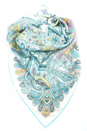 Fraas Silk Cloth mixed pattern casual look