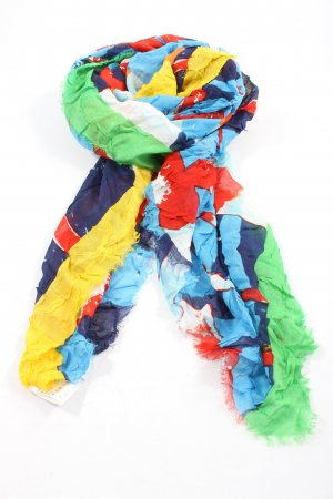 Fraas Summer Scarf abstract pattern casual look