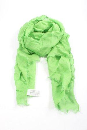 Fraas Summer Scarf green casual look