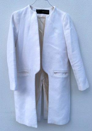 Zara Tailcoat white