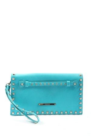 Fracomina Clutch blauw elegant