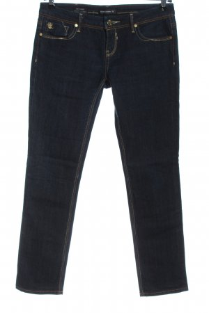 Fracomina Low Rise jeans blauw casual uitstraling