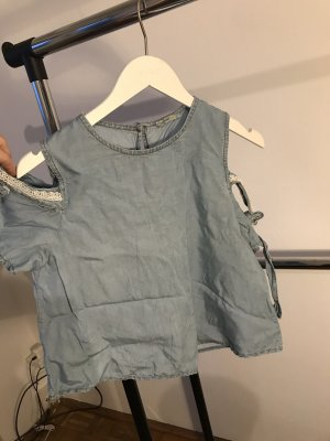 Fracomina Jeans Bluse