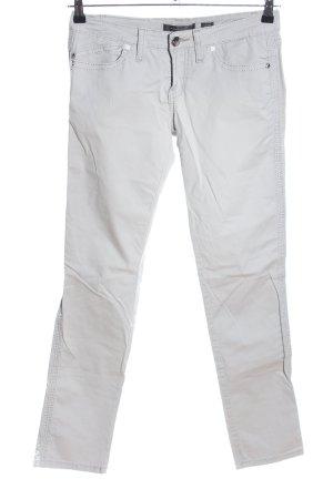 Fracomina Skinny Jeans hellgrau Casual-Look