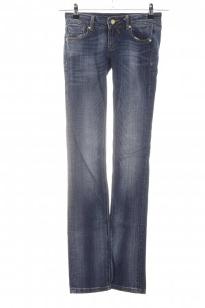 Fracomina Straight-Leg Jeans blau Casual-Look