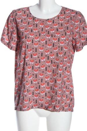 Fräulein Stachelbeere Print-Shirt