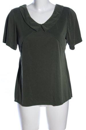 Fräulein Stachelbeere T-Shirt khaki Casual-Look