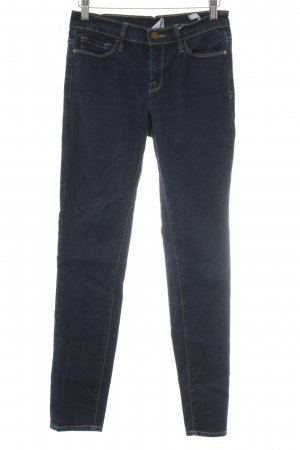 Frame Denim Skinny Jeans dunkelblau Casual-Look