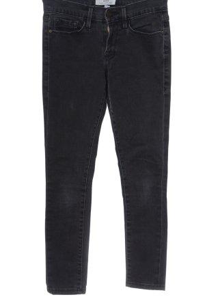 Frame Denim Jeans stretch bleu style décontracté
